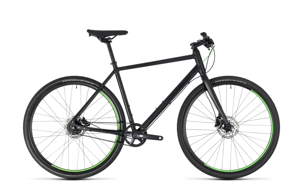 Cube Hyde Race black´n´green 2018 Größe: 46 cm - Bergmann Bike & Outdoor