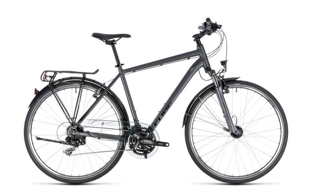 Cube Touring iridium´n´red 2018 Größe: 46 cm - Bergmann Bike & Outdoor