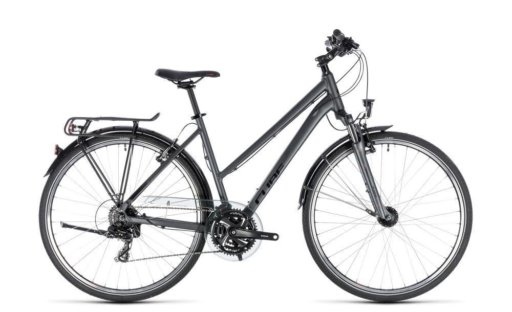 Cube Touring iridium´n´red 2018 Größe: Trapeze 46 cm - Cube Bikes » Fahrrad kaufen im Cube Bike Store Fahrrad Shop