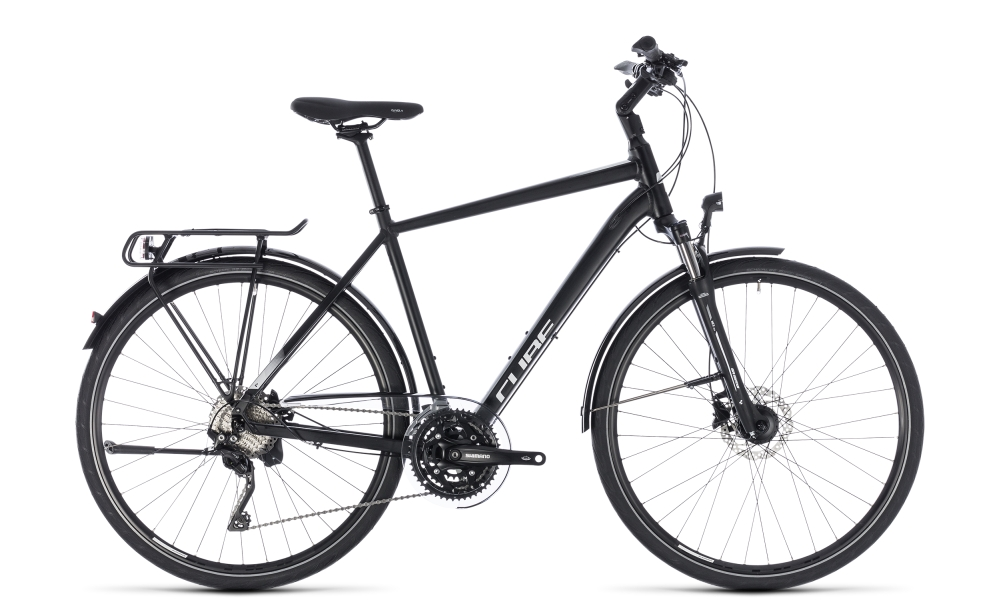 Cube Touring SL black´n´white 2018 Größe: 46 cm - Bergmann Bike & Outdoor