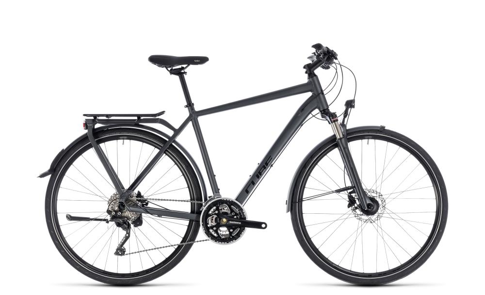 Cube Kathmandu Pro iridium´n´black 2018 Größe: 46 cm - Bikesport Scheid - Ihr Fahrradfachgeschäft im Saarland