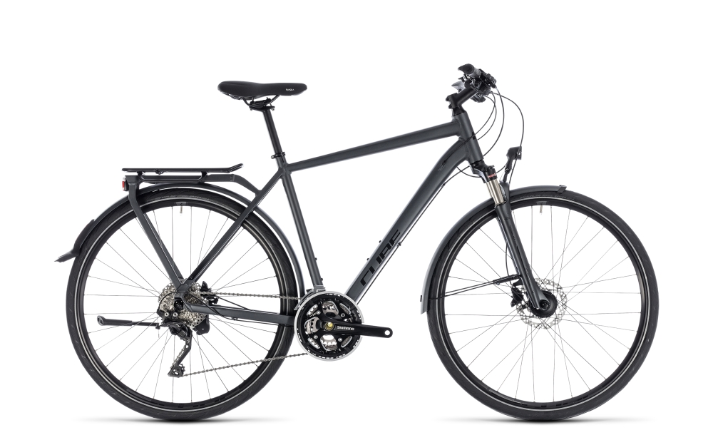 Cube Kathmandu Pro iridium´n´black 2018 Größe: 62 cm - Bergmann Bike & Outdoor