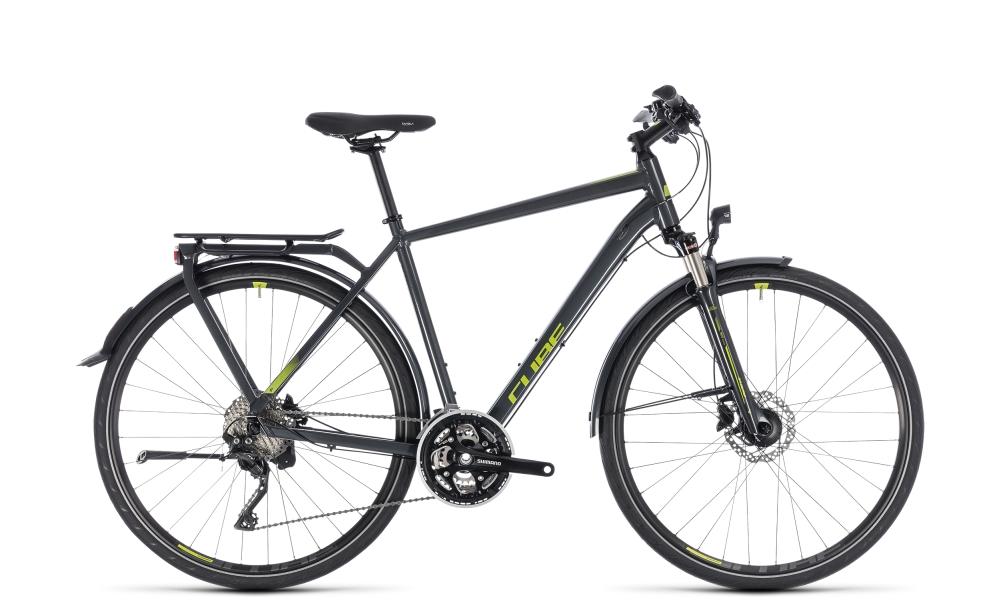 Cube Kathmandu Pro iridium´n´green 2018 Größe: 46 cm - Bergmann Bike & Outdoor