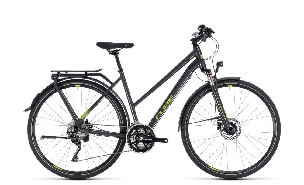 Cube Kathmandu Pro iridium´n´green 2018 Größe: Trapeze 46 cm - Bergmann Bike & Outdoor