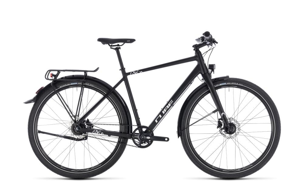 Cube Travel Pro black´n´white 2018 Größe: 46 cm - Bikesport Scheid - Ihr Fahrradfachgeschäft im Saarland