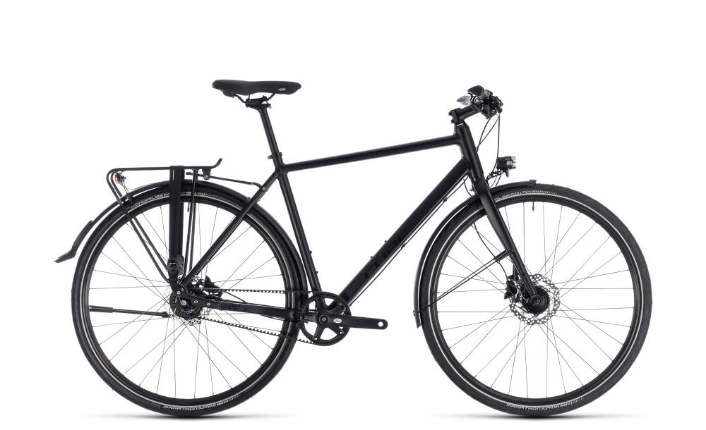 Cube Travel SL black´n´black 2018 Größe: 50 cm - Cube Bikes » Fahrrad kaufen im Cube Bike Store Fahrrad Shop