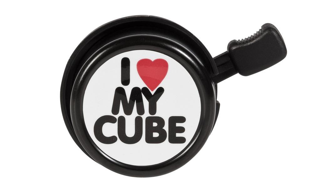 CUBE Fahrradklingel I LOVE MY CUBE - Cube Bikes » Fahrrad kaufen im Cube Bike Store Fahrrad Shop