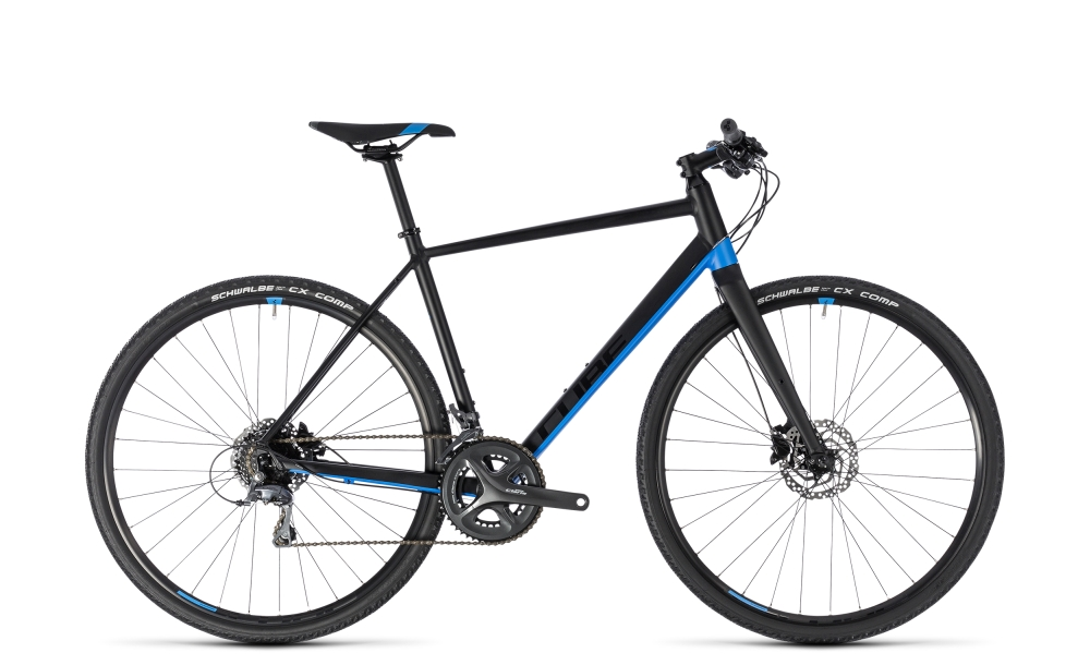 Cube SL Road black´n´blue 2018 Größe: 59 cm - Bergmann Bike & Outdoor