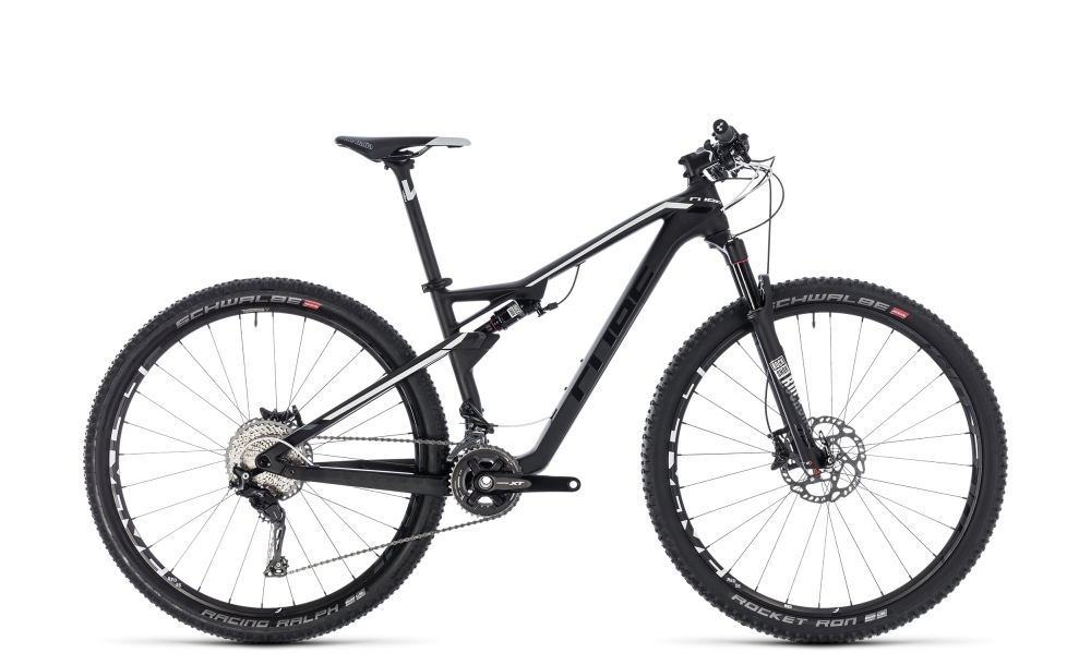 Cube AMS 100 C:68 Race 29 blackline 2018 Größe: 16´´ - Bergmann Bike & Outdoor