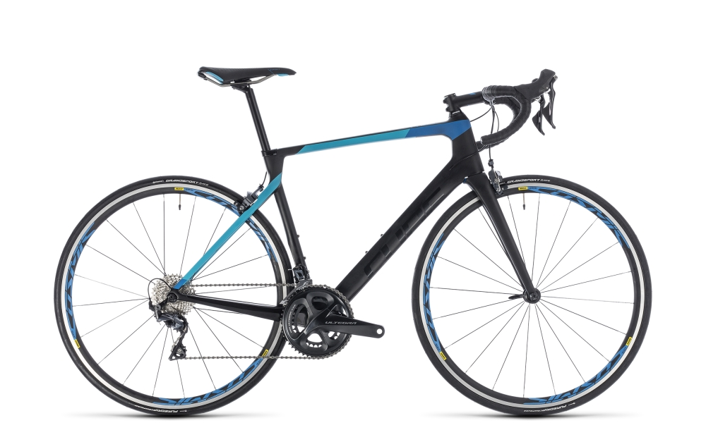Cube Agree C:62 Pro carbon´n´blue 2018 Größe: 50 cm - Bergmann Bike & Outdoor