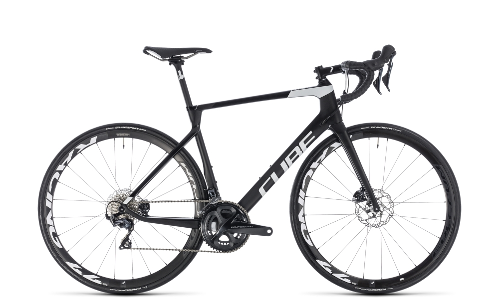 Cube Agree C:62 Race Disc carbon´n´white 2018 Größe: 60 cm - Bergmann Bike & Outdoor