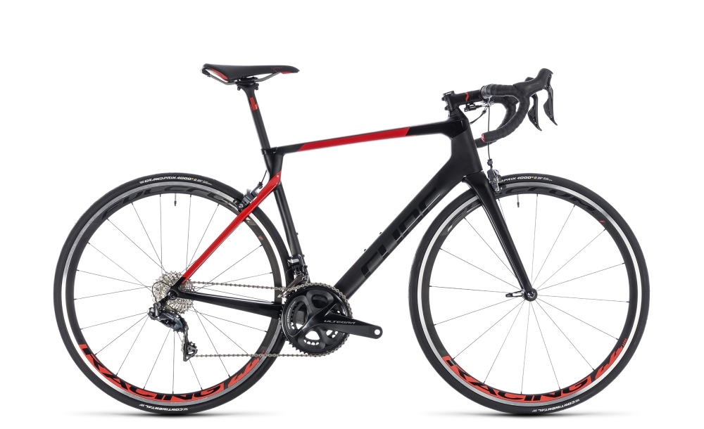 Cube Agree C:62 SL carbon´n´red 2018 Größe: 50 cm - Bergmann Bike & Outdoor