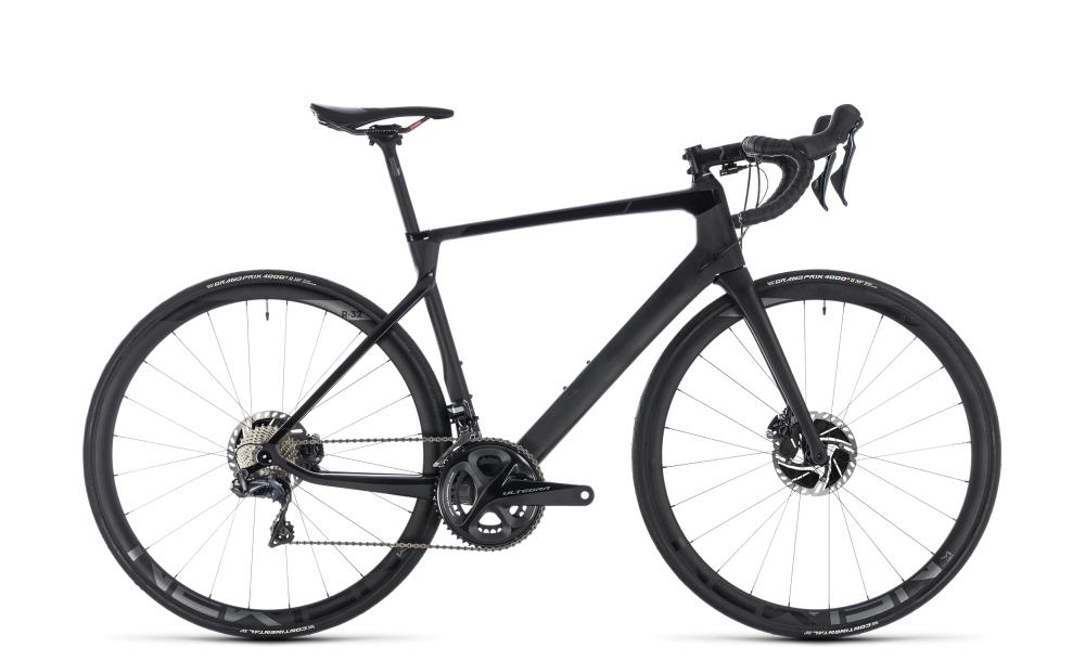 Cube Agree C:62 SLT Disc carbon´n´black 2018 Größe: 50 cm - Bergmann Bike & Outdoor