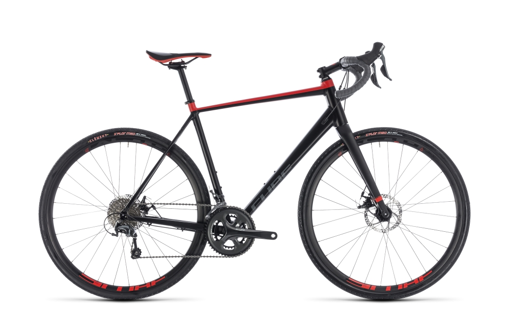 Cube Nuroad black´n´red 2018 Größe: 61 cm - Bergmann Bike & Outdoor