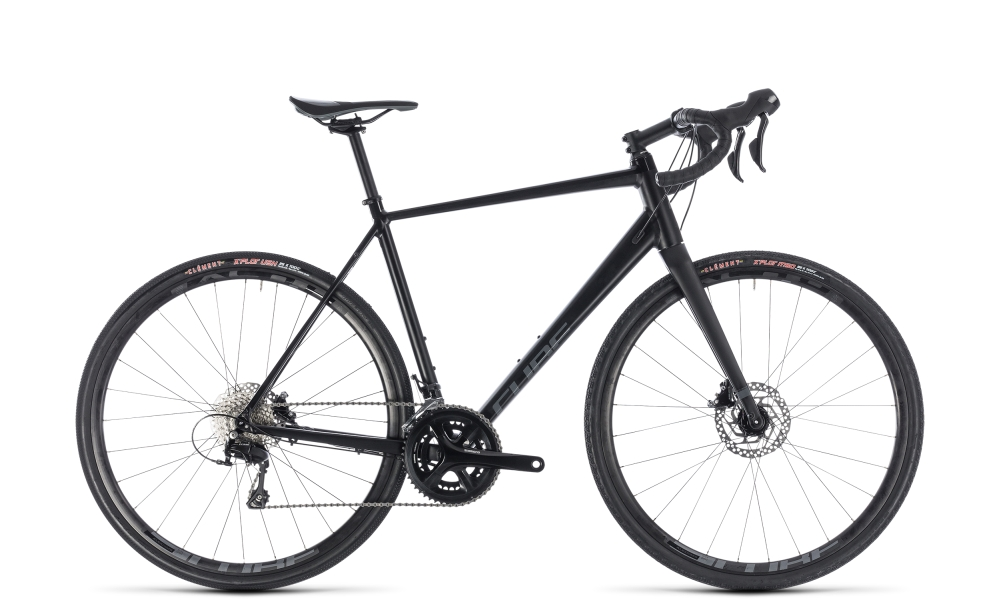 Cube Nuroad Pro black´n´grey 2018 Größe: 61 cm - Bergmann Bike & Outdoor