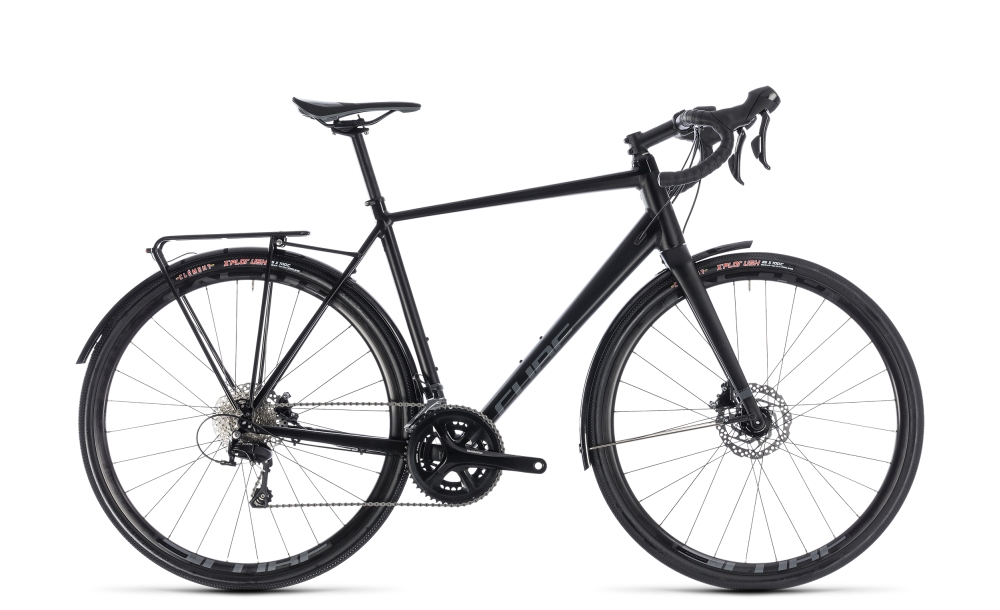 Cube Nuroad EXC black´n´grey 2018 Größe: 61 cm - Bergmann Bike & Outdoor