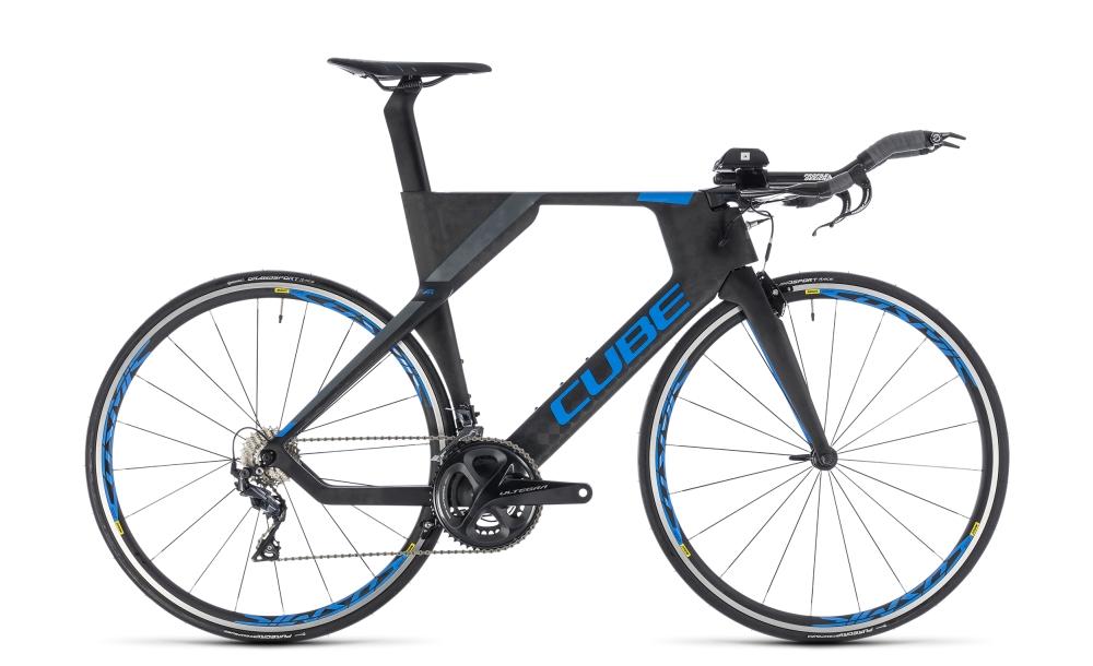 Cube Aerium Race carbon´n´blue 2018 Größe: L - Bergmann Bike & Outdoor