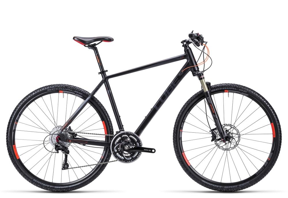 Cube Tonopah Race black anodized flashred 2015 Gr��e: 62 cm - Cube Bikes � Fahrrad kaufen im Cube Bike Store Fahrrad Shop