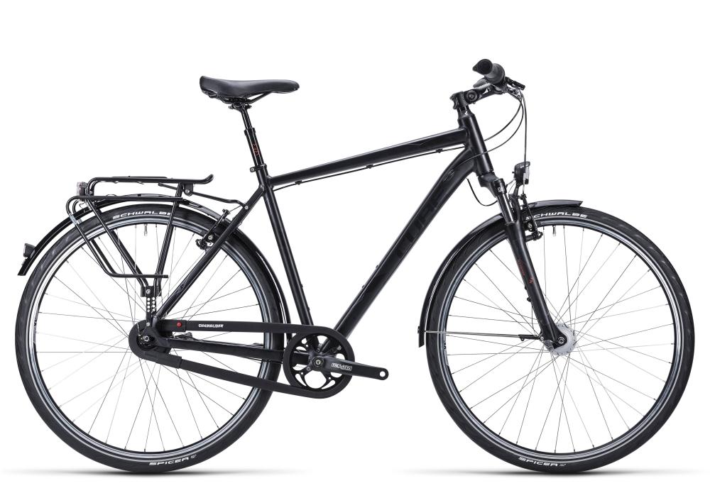 Cube Town black red shinyblack 2015 Gr��e: 46 cm - Cube Bikes � Fahrrad kaufen im Cube Bike Store Fahrrad Shop