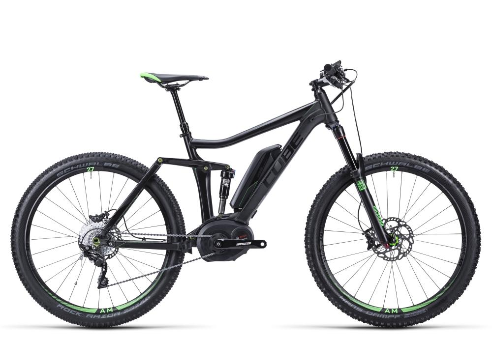 Cube Stereo Hybrid 140 HPA Race Nyon 27.5 black ne Gr��e: 20�� - Cube Bikes � Fahrrad kaufen im Cube Bike Store Fahrrad Shop