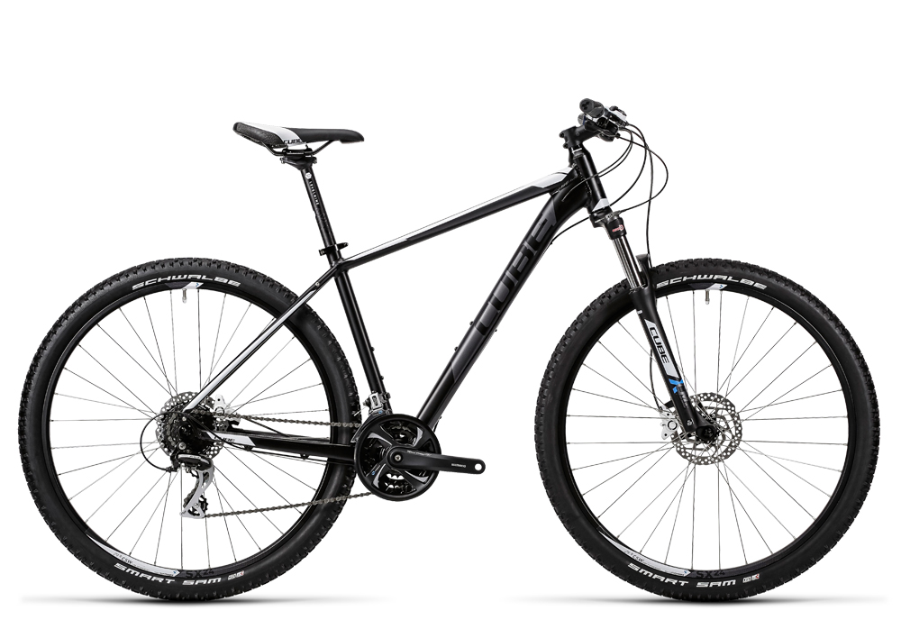 Cube Aim SL black´n´white 2016 Größe: 14´´ - Bergmann Bike & Outdoor