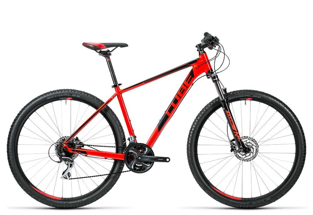 Cube Aim SL red´n´black 2016 Größe: 14´´ - Bergmann Bike & Outdoor