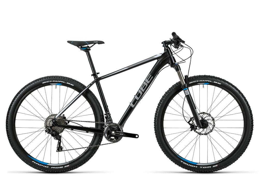 Cube LTD Pro 2x blackline 2016 Größe: 21´´ - Bergmann Bike & Outdoor