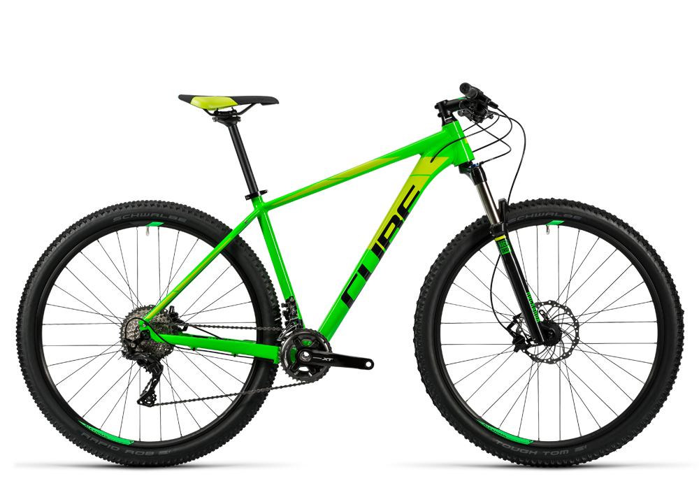 Cube LTD Pro 2x green´n´kiwi 2016 Größe: 16´´ - Bergmann Bike & Outdoor