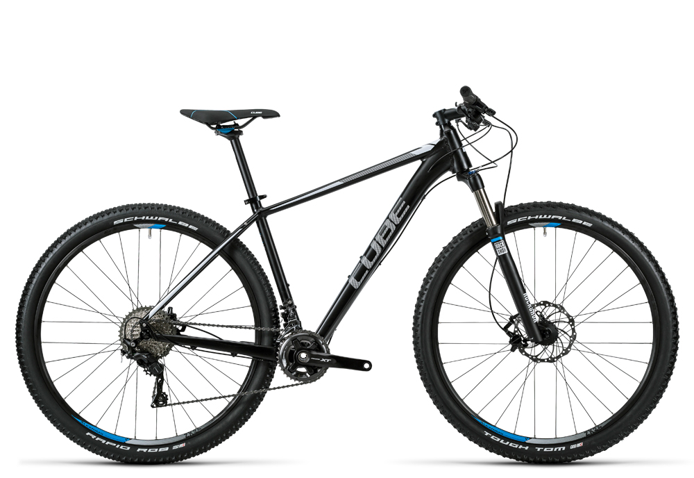 Cube LTD Pro 3x blackline 2016 Größe: 16´´ - Bergmann Bike & Outdoor