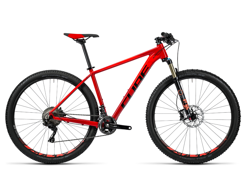 Cube LTD SL 2x red´n´flashred 2016 Größe: 16´´ - Bergmann Bike & Outdoor