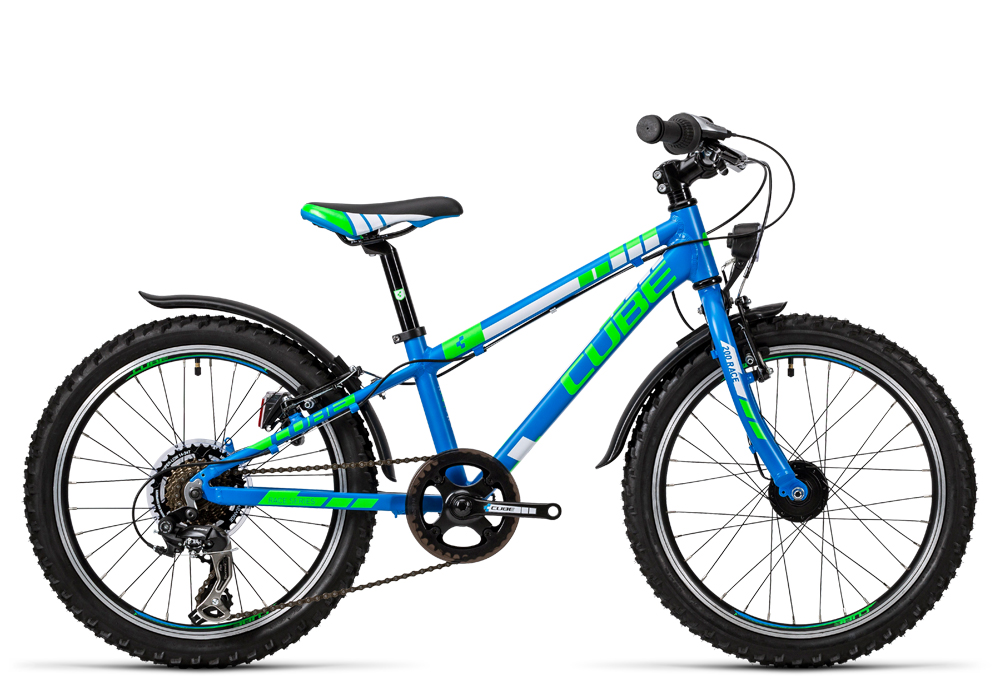 Cube Kid 200 Allroad blue´n´green 2016 Größe: 20´´ - Bergmann Bike & Outdoor