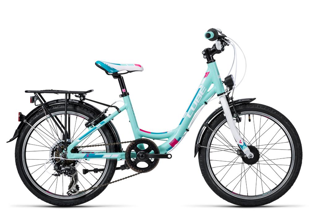 Cube Kid 200 Street mint´n´white 2016 Größe: 20´´ - Bergmann Bike & Outdoor