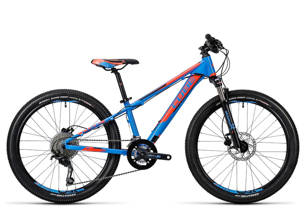 Cube Kid 240 SL action team blue 2016 Größe: 24´´ - Bergmann Bike & Outdoor