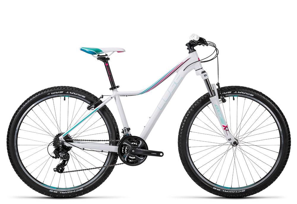 Cube Access WLS white´n´mint 2016 Größe: 16´´ - Cube Bikes » Fahrrad kaufen im Cube Bike Store Fahrrad Shop