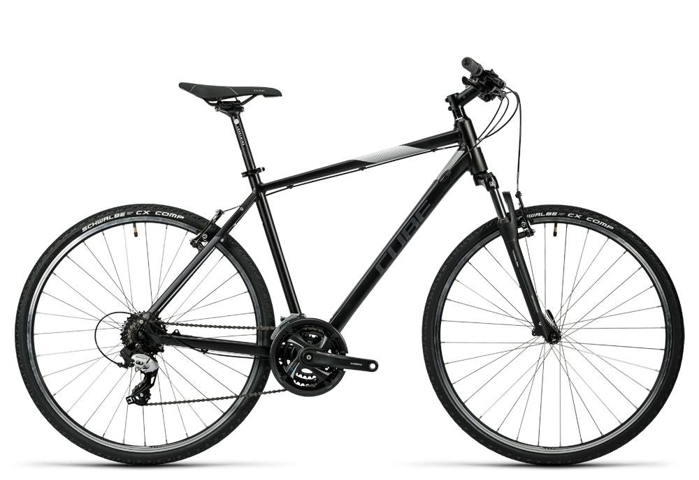 Cube Curve black grey white 2016 Größe: 62 cm - Cube Bikes » Fahrrad kaufen im Cube Bike Store Fahrrad Shop