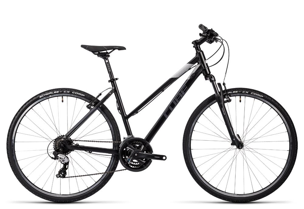 Cube Curve black grey white 2016 Größe: Trapeze 50 cm - Cube Bikes » Fahrrad kaufen im Cube Bike Store Fahrrad Shop
