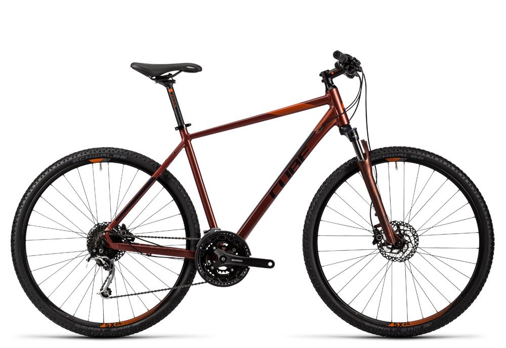Cube Nature sunburnt black orange 2016 Größe: 46 cm - Cube Bikes » Fahrrad kaufen im Cube Bike Store Fahrrad Shop
