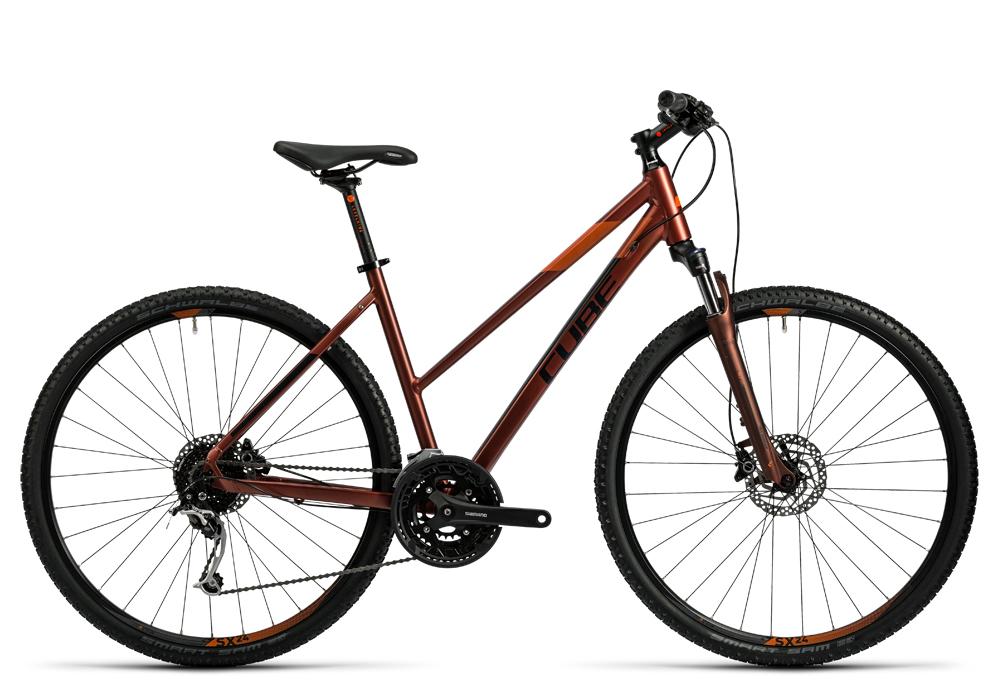 Cube Nature sunburnt black orange 2016 Größe: Trapeze 50 cm - Cube Bikes » Fahrrad kaufen im Cube Bike Store Fahrrad Shop