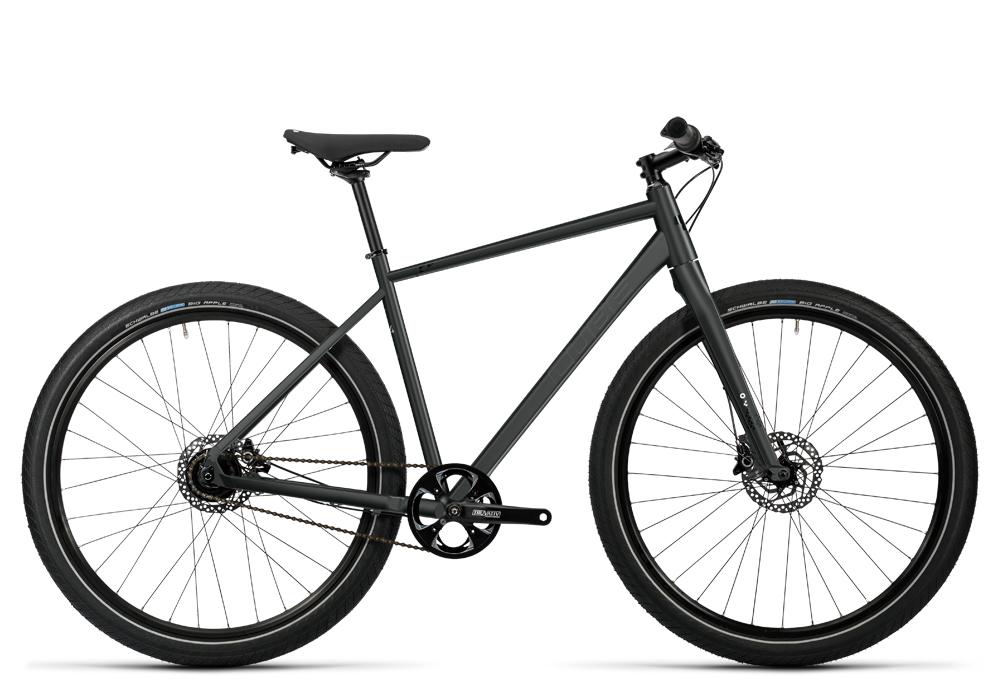 Cube Hyde Pro black white 2016 Größe: 46 cm - Cube Bikes » Fahrrad kaufen im Cube Bike Store Fahrrad Shop