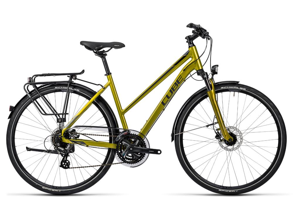 Cube Touring Pro caipi green metallic 2016 Größe: Trapeze 50 cm - Cube Bikes » Fahrrad kaufen im Cube Bike Store Fahrrad Shop