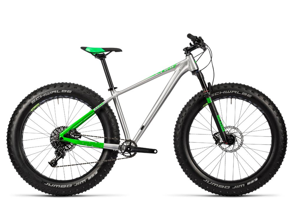Cube Nutrail Pro metal´n´green 2016 Größe: 15´´ - Bergmann Bike & Outdoor