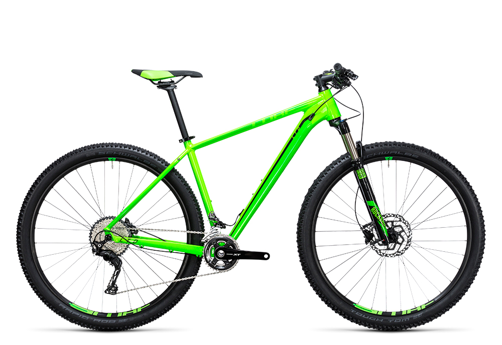 Cube LTD Pro 2x green´n´black 2017 Größe: 19´´ - Cube LTD Pro 2x green´n´black 2017 Größe: 19´´
