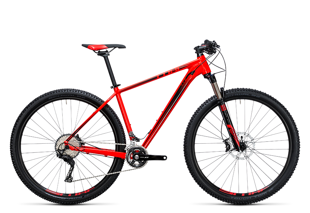 Cube LTD Race 2x red´n´black 2017 Größe: 16´´ - Bergmann Bike & Outdoor