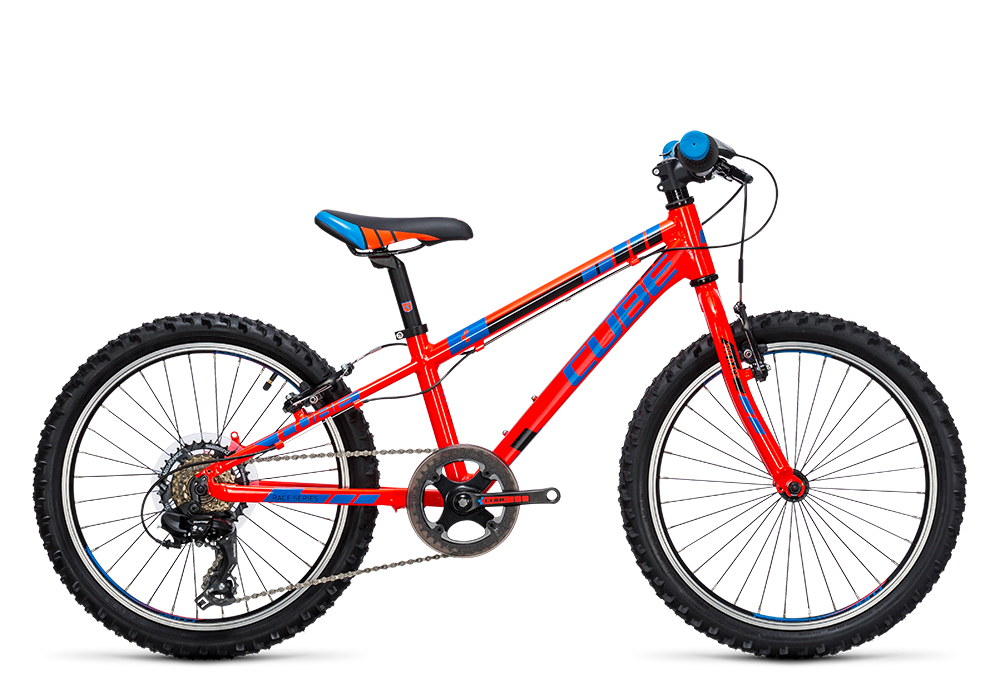 Cube Kid 200 action team 2017 Größe: 20´´ - Cube Bikes » Fahrrad kaufen im Cube Bike Store Fahrrad Shop