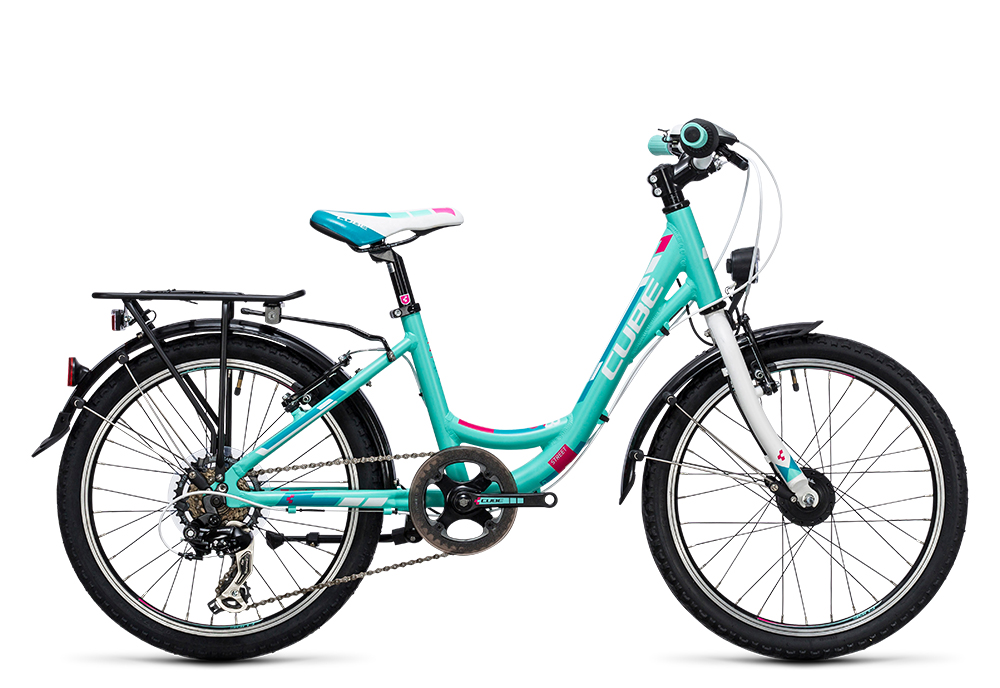 Cube Kid 200 Street mint´n´white 2017 Größe: 20´´ - Bergmann Bike & Outdoor
