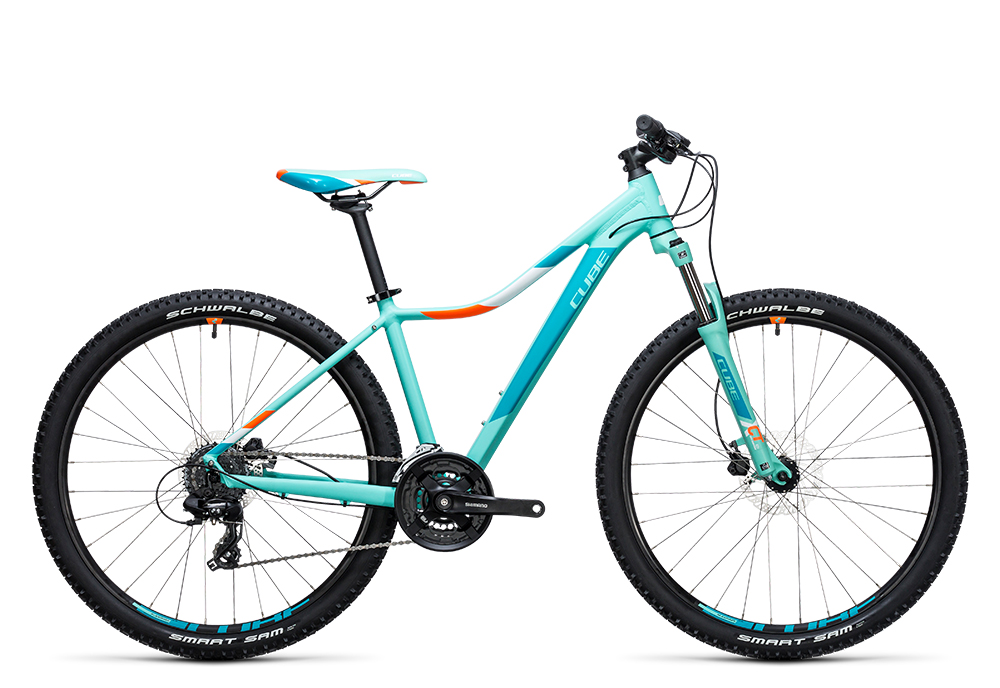 Cube Access WLS Disc mint´n´flashorange 2017 Größe: 16´´ - Cube Bikes » Fahrrad kaufen im Cube Bike Store Fahrrad Shop