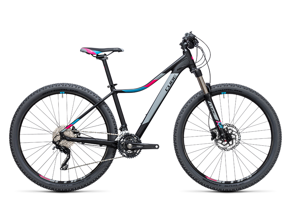 Cube Access WLS Race black´n´blue 2017 Größe: 17´´ - Cube Bikes » Fahrrad kaufen im Cube Bike Store Fahrrad Shop
