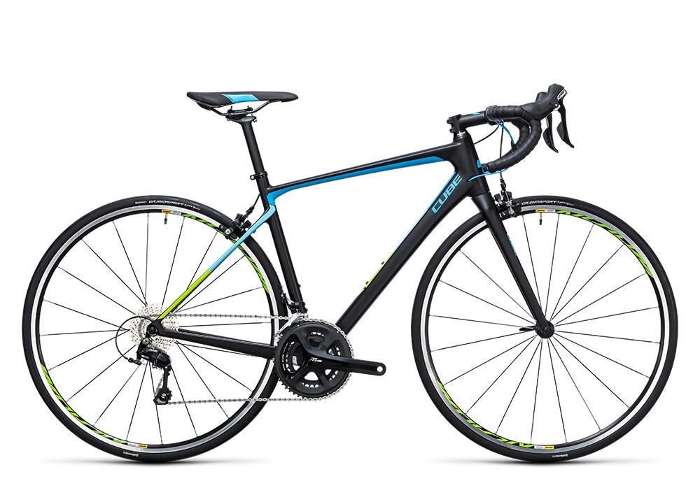 Cube Axial WLS GTC Pro carbon´n´blue 2017 Größe: 47 cm - Bergmann Bike & Outdoor