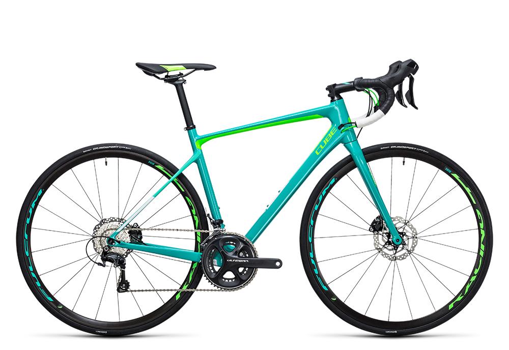 Cube Axial WLS GTC SL Disc mint´n´green 2017 Größe: 47 cm - Bergmann Bike & Outdoor