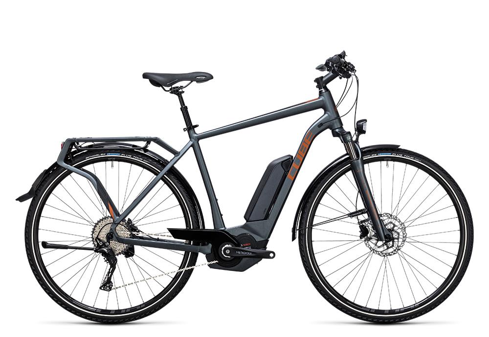Cube Touring Hybrid Exc 400 grey´n´copper 2017 Größe: 50 cm - Bergmann Bike & Outdoor